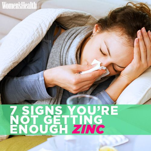 7 Signs Youre Not Getting Enough Zinc