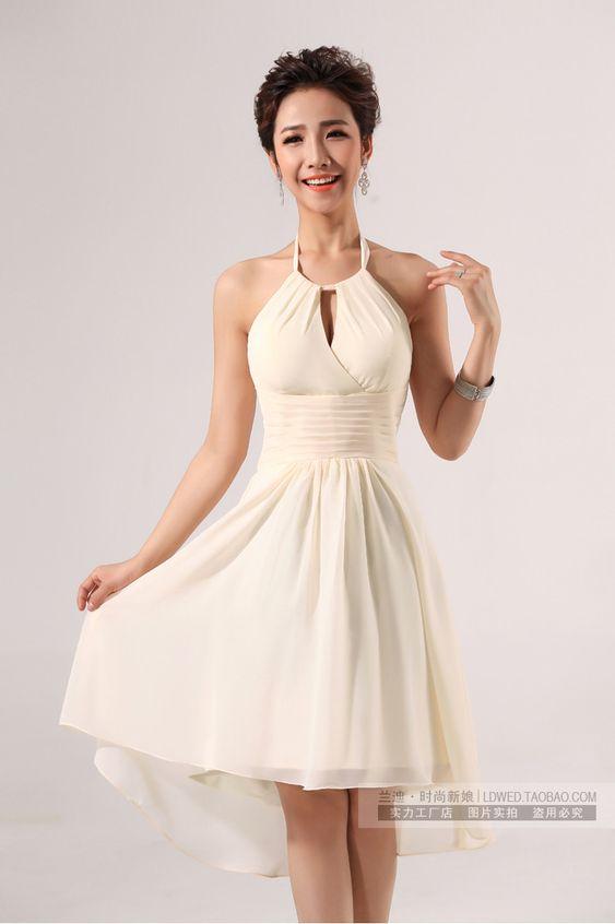 vestidos bonitos y sencillos