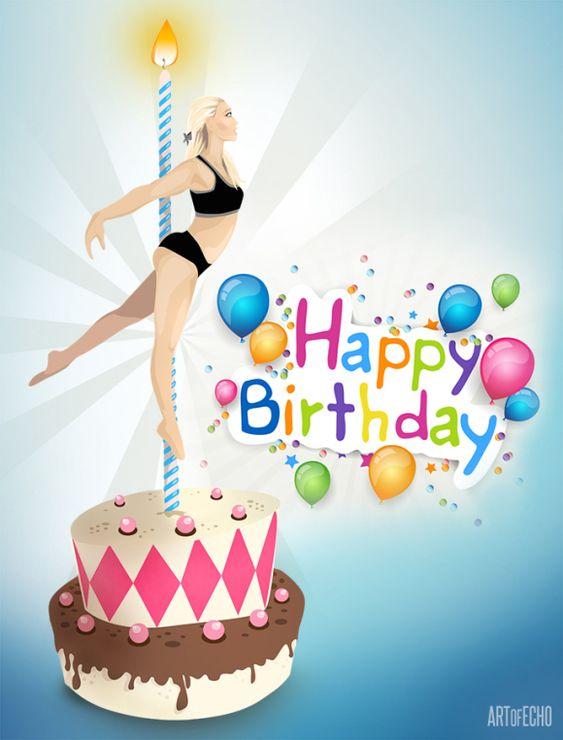С днем рождения dance