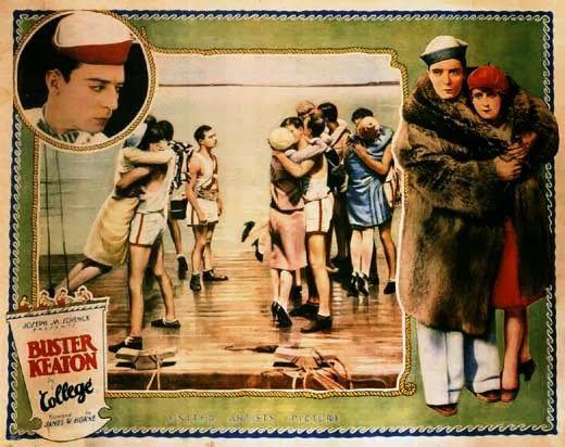 Buster Keaton - El Colegial | 1927 | MEGA