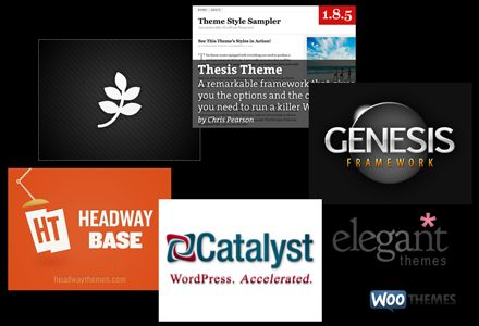 review thesis theme wordpress