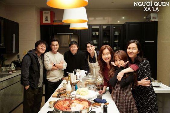 Phim Hàn Quốc: Người quen xa lạ