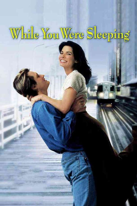 While You Were Sleeping #romance #romancemovie #classicmovie #romanticcomedy #romantic #movie #film #bestmovies Follow us on Pinterest: www.pinterest.com/yourtango