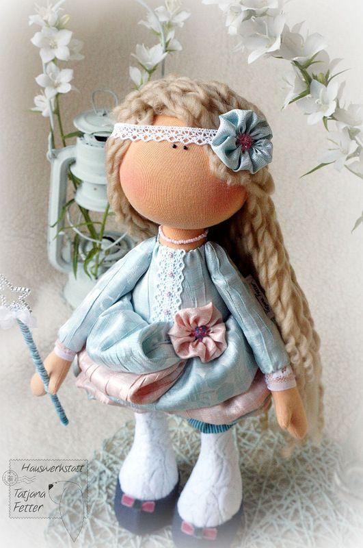 Интерьерная кукла тильда мастер класс
