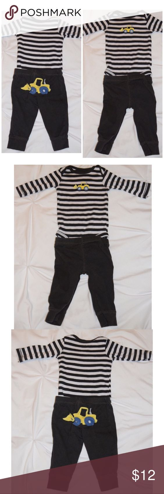 Two piece set Cute two piece baby set for baby boy Carter's Matching Sets