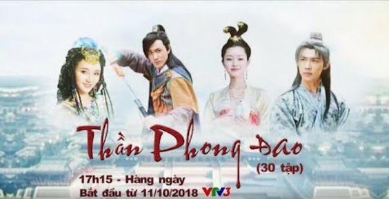 Thần Phong Đao VTV3