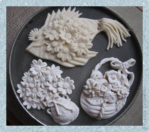 Изделия из соленого теста мастер-классы