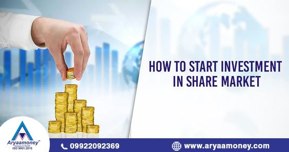 How to start Investment in Share Market