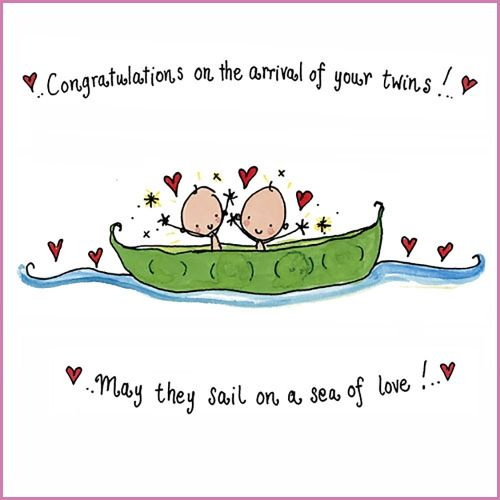 Congratulations Twins Happy Birthday Pinterest Babies Cards And Twin