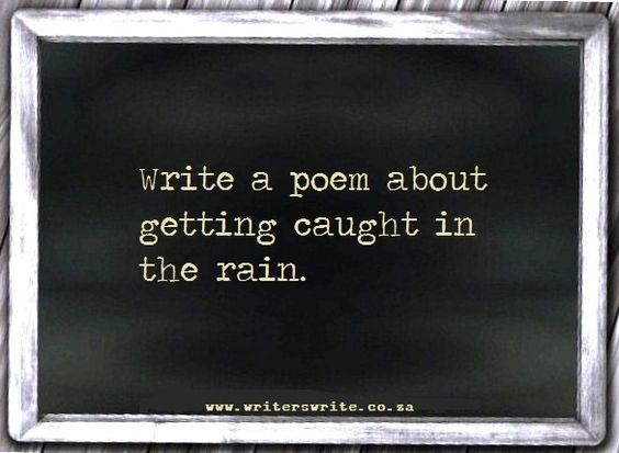 daily creative writing prompts email
