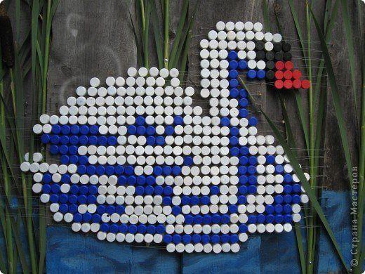 Поделки своими руками из пробок от пластиковых бутылок