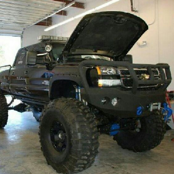 Chevy off road bumper