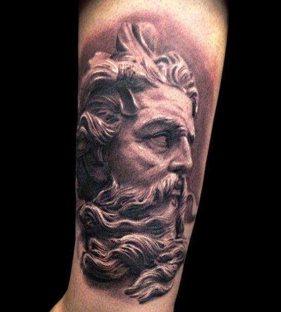 Rose tattoos for men on forearm 2017