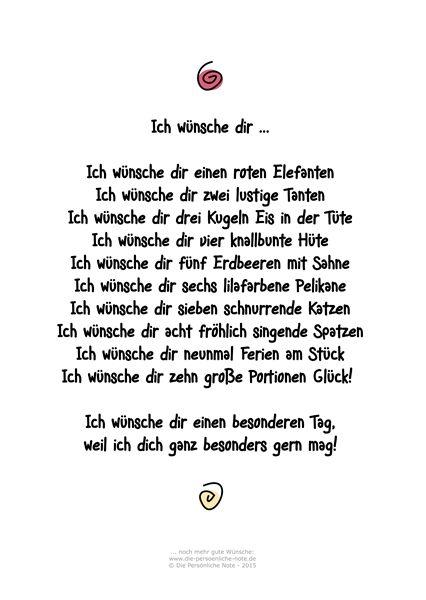 Gedicht modern Lustig