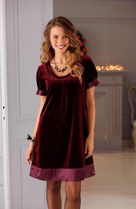 Фото фасонов платьев из бархата