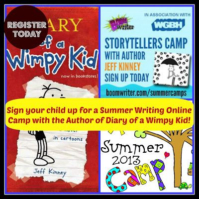 summer writing camps