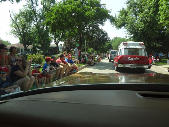 4th of july parade pictures