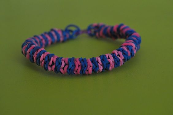 Резиночки для плетение как плести