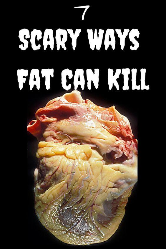 7 Scary Ways Fat Can Kill