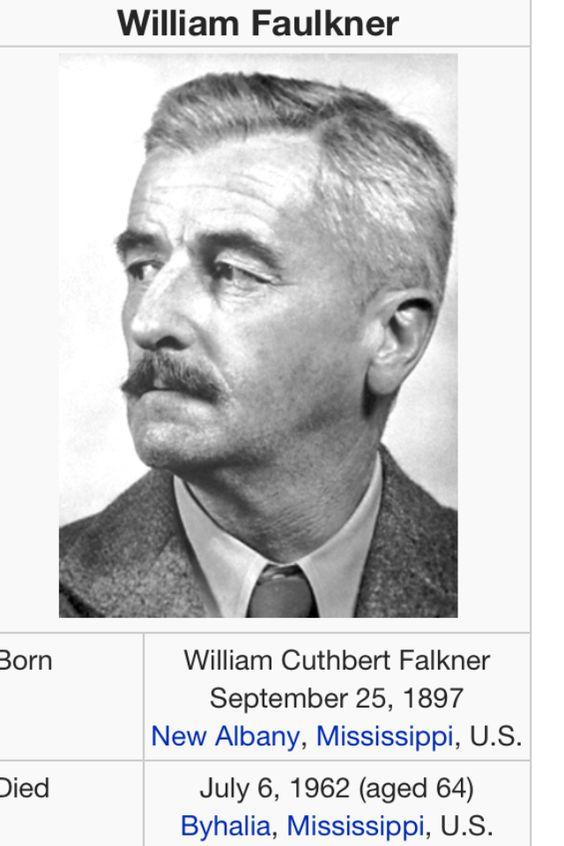 essays on william faulkner