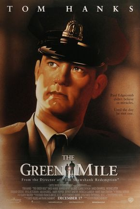 The Green Mile (1999) Original One-Sheet Movie Poster