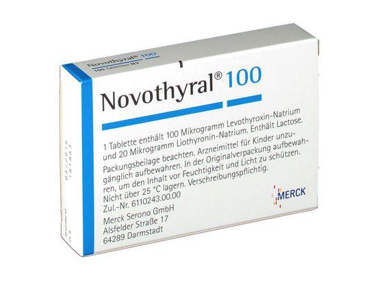 liothyronin dosering