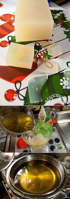 Видео в домашних условиях жидкое мыло