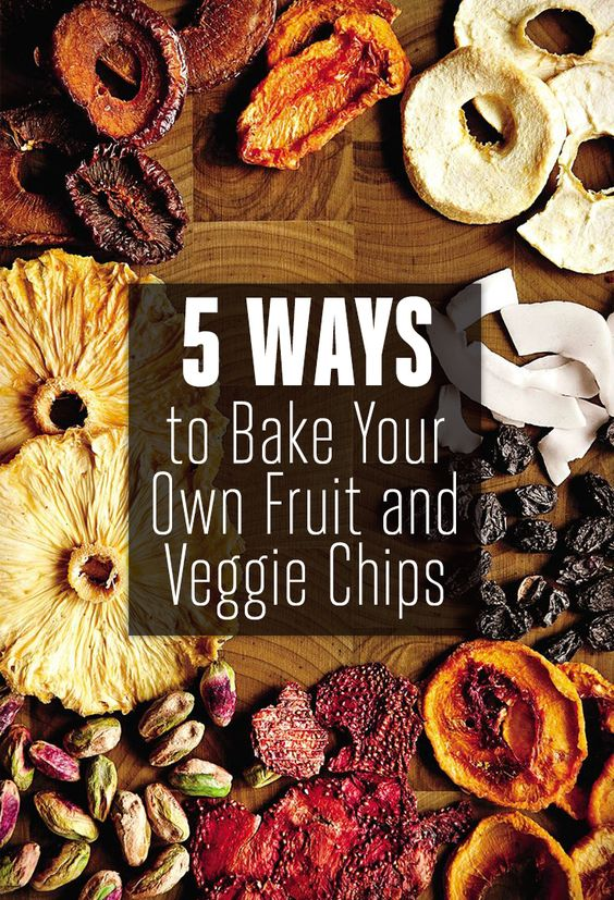5 Super-Easy Ways To Make Veggie Chips That Dont Involve Kale