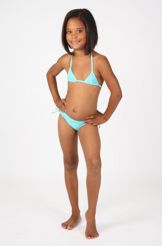 Female model preteen