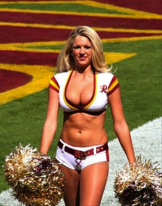 Washington Redskins Cheerleaders Swimsuit Y Washington Redskins Cheerleader Part Ii