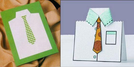 Поделки на день рождения для папы своими руками из бумаги