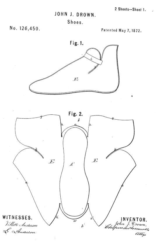 Обувь из войлока своими руками выкройки 6
