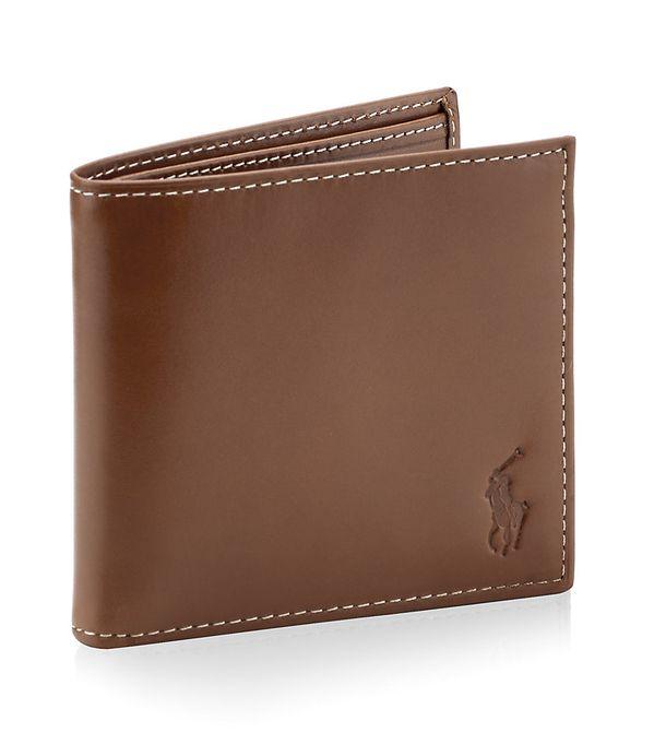 ラルフローレンの財布で男をアゲル|3つのレーベルからお気に入りをget