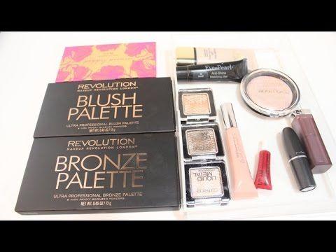 Shopping My Stash - My Weekly Makeup Drawer - Catrice, Makeup Revolution, Tarte, MAC