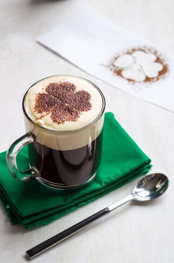 Easy Irish Coffee recipe