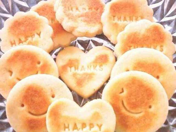 話題のフライパンで作るクッキーが簡単!オーブンなしでもサクサク♪