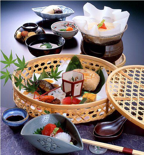 旬の京料理会席