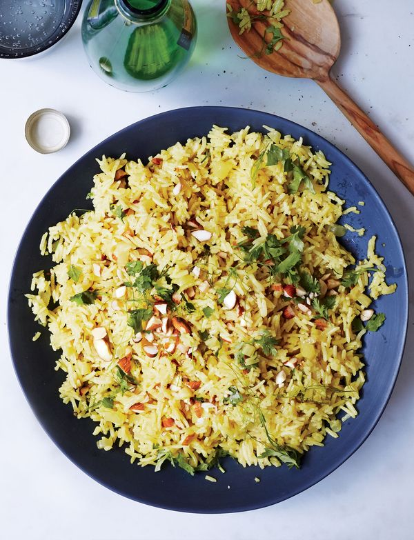 Turmeric or cinnamon? Nuts or raisins? The players may change, but the fundamentals of fluffy, fragrant pilaf are always the same.