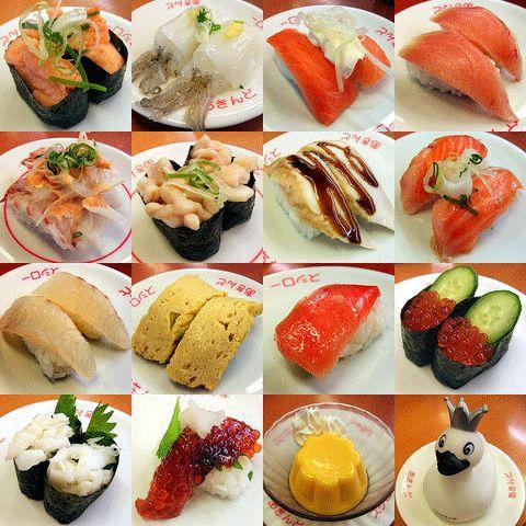 スシローのお得なクーポンで心ゆくまでお寿司を食べちゃおう!