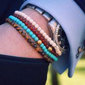 【PowerUp】数珠ブレスレットで運気チャージおすすめ15選|トレンドとベストマッチするデザイン