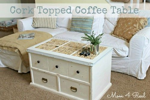 Wine Cork Topped Trunk