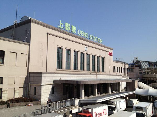 上野で遊びたいカップルにおすすめデートスポット17選
