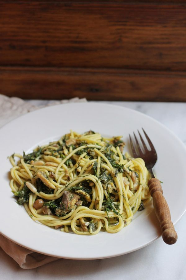 5. Pasta with Sardines   Community Post: 23 Sicilian Dishes To Die For