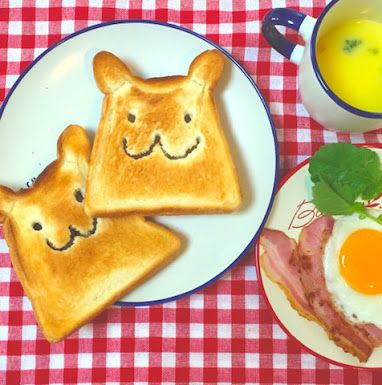 ねこぱん 食パン - Google 検索