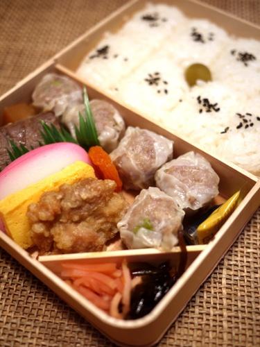 日本人のごはん/お弁当 Japanese meals/Bento 横浜 崎陽軒のシウマイ弁当 Yokohama Kiyoken Shumai (Pork Dumpling) Bento, One of the Most Famous Bento in Japan|駅弁!時々食いたくなるわこれ