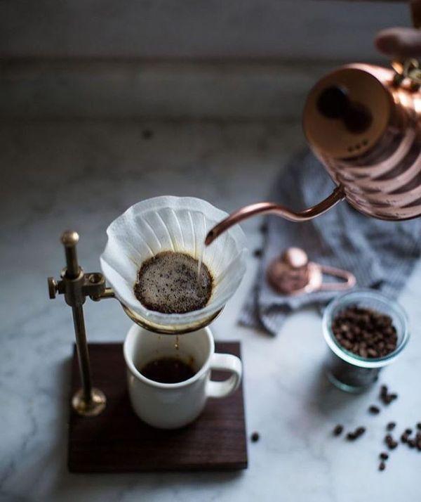 世界で愛される日本のドリッパー、ハリオの「HARIO V60」。美味しいコーヒーが入れられるその秘密