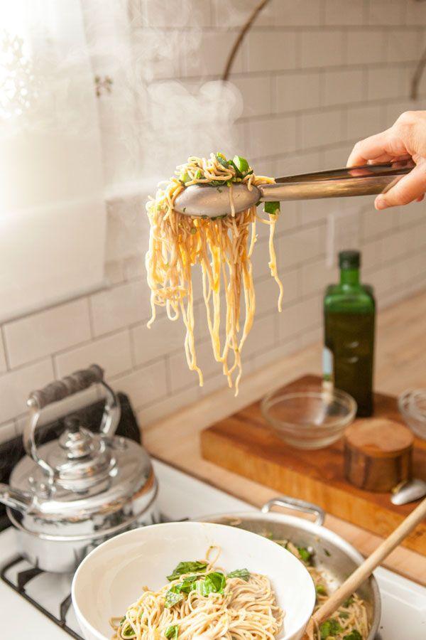 スパゲティは高カロリーに注意!賢い食べ方と7レシピでヘルシーに