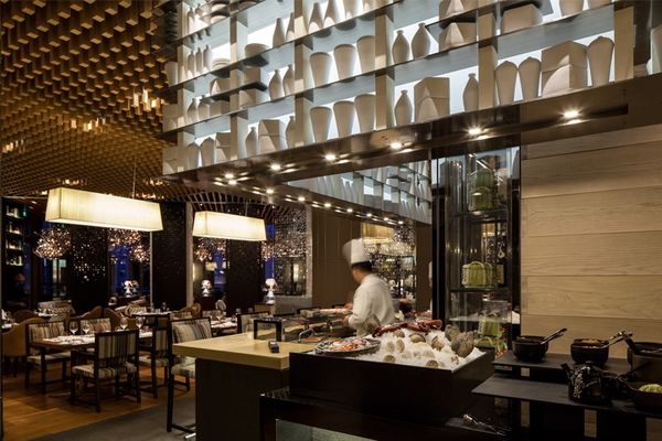 Ritz Carlton Tianjin - All Day Dining 'Zest'