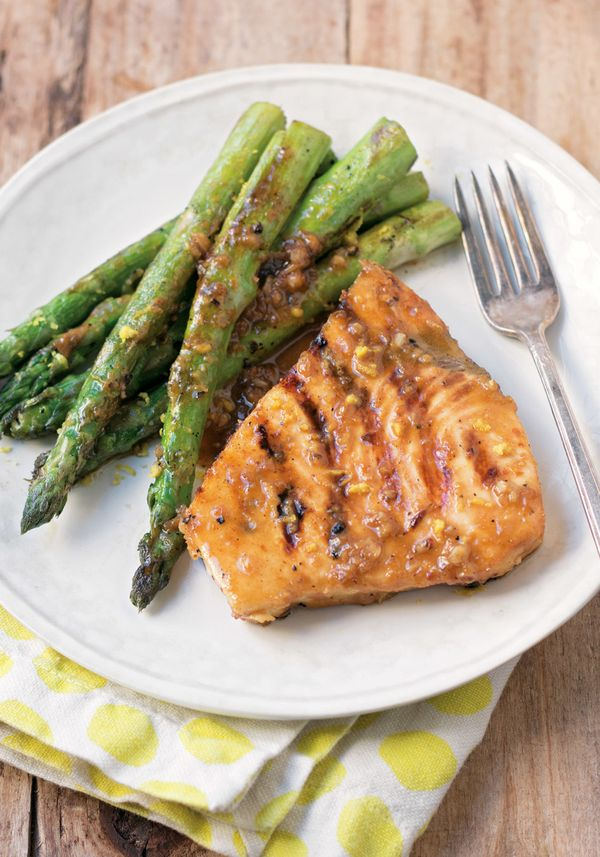 Lemon Butter Swordfish Recipe - never have had swordfish, but this looks good! Skipping the coconut whatever, bc when will I ever use that again, seriously.
