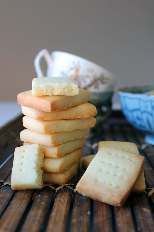 Simple shortbread cookie from Oh Sweet Day!